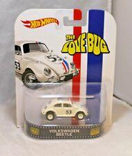 Hot Wheels Retro Entertainment 1/64 The Love Bug Volkswagen Beetle