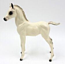 Vintage Monrovia Hagen-Renaker Zilla #B-645 Arabian Foal Large Matte White