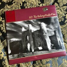 U2 The Unforgettable Fire 180 gr. remastered LP vinyl Mint sealed Bono Vox