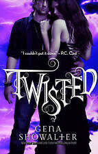 Twisted por Gena Showalter (de Bolsillo, 2012)