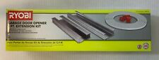 Ryobi Rail Belt Drive 8ft. Extension Kit for Ultra-Quiet Garage Door Opener