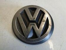 VW MK2 Golf Scirocco Cabriolet rear VW badge Emblem 191853601B  badge 1