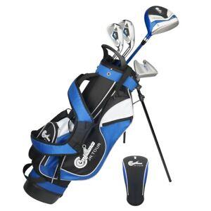 Confidence Golf Junior Golf Clubs Set for Kids, Left Hand