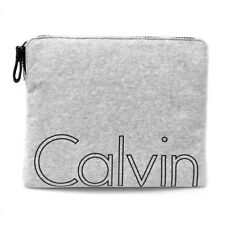 NEW Genuine CALVIN KLEIN Mens Toiletry Wash Gym Bag Travel Pouch Flight Bag