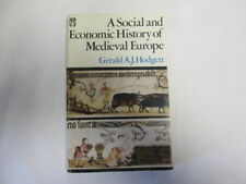 Acceptable - A Social and Economic History of Medieval Europe - Hodgett, Gerald