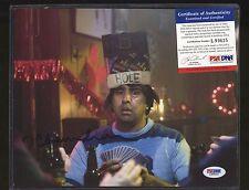Michael Cera Signed 8x10 Photograph PSA/DNA COA AUTO Autograph