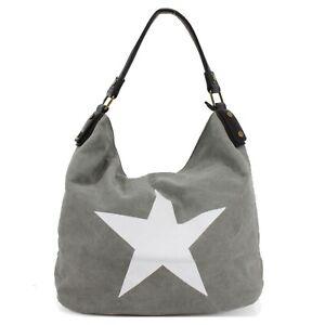 New 2021 Ladies Women Shoulder Bags Fashion Star Print Handbag UK