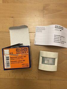 JUNG LS 3180 Automatik-Schalter Bewegungsmelder 180 Grad