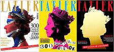 TATLER UK November 2009,300 th Anniversary Queen Elizabeth II,Stella McCartney