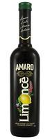 Amaro Limoncè Liquore Mix d'erbe e limoni Italiano Bottiglia In Vetro Da 500 ML