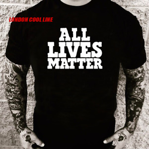All Lives Matter Cool t-shirt anti racism movement shirt