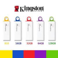 Kingston 16GB 32GB 64GB DTIG4 Drive OTG High-Speed Thumb USB 3.0 Flash Pen Disk
