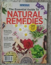 Essential Guide To Natural Remedies Newsmax Special Centennial Health Magazine