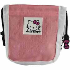 Disney Hello Kitty Golf Ball and Tee Pouch  Athletic Golf  Bags Pink Girls -
