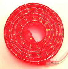 """Flexilight® LED Rope Light 30Ft 110V 120V 2-Wire 1/2"""" Party Garage Porch Fence"""