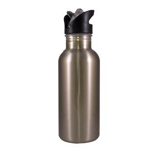 Custom Personalize SS & Aluminum Water Bottle - 600ML