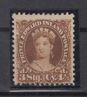 BD5702/ CANADA – PRINCE EDWARD – SG # 33 MINT NO GUM – CV 100 $