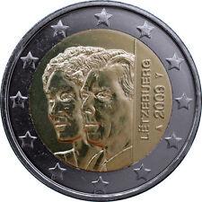 2 EURO Lussemburgo 2009 - Principi Henri e Charlotte