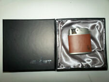 ACCENDINO LIGHTER RICARICABILE EGOIST FIAMMA TURBO FLAME GIFT BOX SCATOLA REGALO