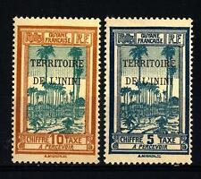 Inini - 1932-1941 - Segnatasse