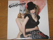 GOLDFRAPP STRICTE MACHINE PROMO MAXI CD SINGLE E443