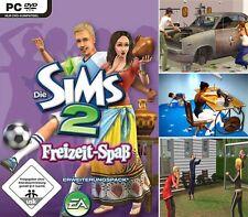 Die Sims 2: Freizeit Spass (Add-on) Vista und XP DEUTSCH