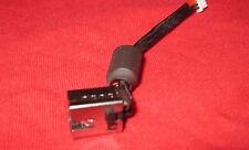 DC POWER JACK w/ CABLE DW401 DELL MINI INSPIRON DUO 1090 F6X5R SOCKET CHARGE