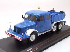 Tatra 141 Deutsche Reichsbahn 1959 blau, Modellauto 1:43 / IST Models