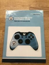 Manchester City xbox one controller skin/sticker, new