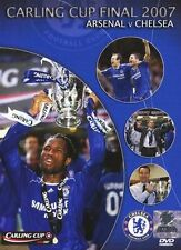 Chelsea Vs Arsenal : 2007 Carling Cup Final - New DVD