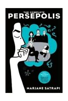 The Complete Persepolis by Marjane Satrapi Book The Fast Free Shipping