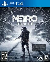 Metro Exodus Videogames
