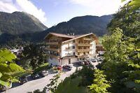 4 Tage Wellness Kurzreise Hotel Persal 3***S Finkenberg im Zillertal für 2 Pers