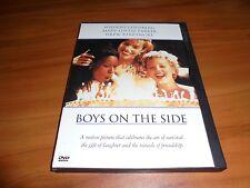 Boys on the Side (DVD, WS/FS 1999) Whoopi Goldberg Drew Barrymore Used