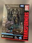 Hasbro Transformers Studio Series 11 Deluxe Class Lockdown Action Figure