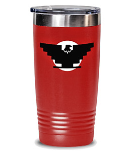 Chicano Tumbler. Mexican Tumbler. 20z Red Chicano Power.