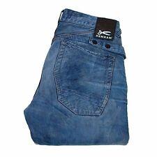 "DENHAM Taper Trouser Fit men Jeans Size 32 (inseam 32 3/4"")"