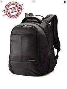 Samsonite Classic PFT Backpack Checkpoint Friendly, Black, One Size 559937-1141