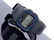 GENUINE Black Classic/Retro Sport F-91W CASIO Chronograph Digital Unisex Watch
