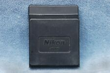 NIKON F4 VIEWFINDER BOTTOM COVER - FREE USA DELIVERY