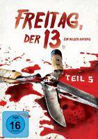 FREITAG DER 13.TEIL 5 (JOHN SHEPARD, RICHARD YOUNG,...)  DVD NEU