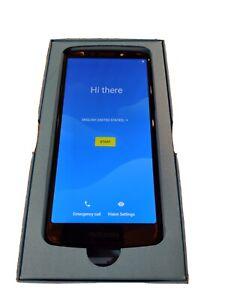 Motorola Moto G Play 6th Generation - 16GB - Deep Indigo (Unlocked) (Single SIM)