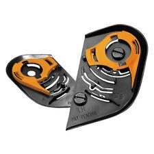 Icon Proshield Pivot Kit / Visor Base Plates for Icon Alliance / Airframe -Black