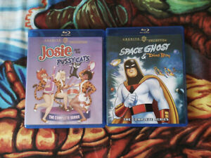 Josie and the Pussycats / Space Ghost & Dino Boy on Blu-ray