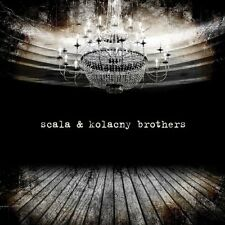 SCALA & KOLACNY BROTHERS self-titled cd NEAR MINT (radiohead/peter gabriel/Oasis
