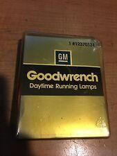 Genuine GM Parts 12370131 Daytime Running Light Control Module Kit NOS (GM_D)