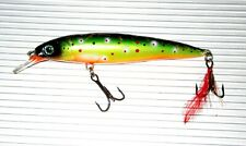 "4 3/4"" RAPALA X-RAP XR14 PIKE MUSKIE BASS  LURE 0.9 OZ CUSTOM PAINTED"
