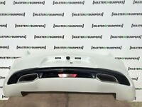 CITROEN DS5 2011-2014 REAR BUMPER FULLY COMPLETE IN WHITE [C21]