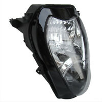 New Front Headlight Head Lamp Assembly For Suzuki Hayabusa GSXR1300 1999-2007