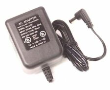 AC Power Adapter Charger Output 12V DC 200mA ~ 250mA with 5.5mm x 2.1mm Plug Tip